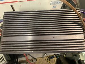 Old School Carver car amplifier M240 1987-90 Tested Great Working Order High End