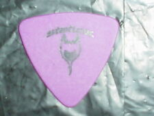 STATIC X Logo & Wayne Signature RaRe 2001 MACHINE Concert Tour GUITAR PICK
