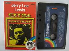 JERRY LEE LEWIS AUSTRALIAN RELEASE CASSETTE TAPE