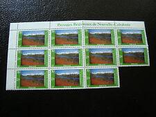 NOUVELLE-CALEDONIE - timbre - yt n° 526 x11 (majorite n**) (Z2) stamp