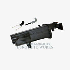 BMW Radiator Coolant Reservoir Expansion Tank + Sensor + Clip E46 E83 E53 781