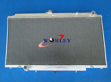 ALLOY ALUMINUM RADIATOR For NISSAN PATROL GU SAFARI Y61 MT
