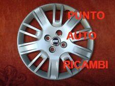 """COPRICERCHIO COPPA RUOTA BORCHIA CALOTTA FIAT DOBLO' 2005 2007 DIAMETRO 15"""""""