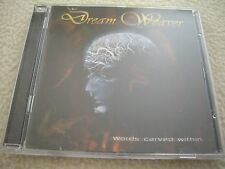 DREAM WEAVER - Words carved within CD Secret Port Records 2003 NM