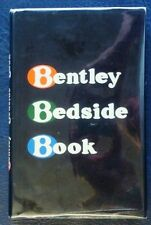 BENTLEY BEDSIDE BOOK BENTLEY DRIVERS CLUB 1961 RARE HUGH YOUNG