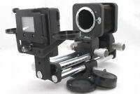 Nikon PB-4 Bellows Focusing Attachment w/Slide Copying Adapter PS-4 *B4