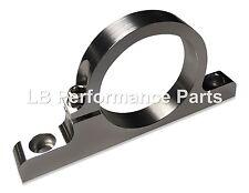 "2"" 50mm Aluminium Bracket Clamp Cradle for Fuel Pump Filter Aeromotive - Silver"