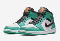Nike MEN'S Air Jordan 1 Mid SE SOUTH BEACH SIZE 11 BRAND NEW Riverwalk AJ1