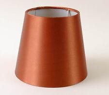 Lampenschirm Elegant Bronze -Farbend E14 E27 Tischlampe Nachttischlampe