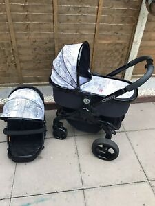 iCandy Peach 2 In 1 Pushchair/pram/Buggy Limited Edition With CarryCot Free P&P