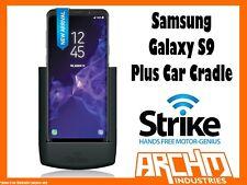 Strike Alpha Samsung Galaxy S9 Plus Car Cradle - Fast Charger