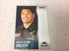 Penrith Panthers 2017 Rugby League (NRL) Trading Cards