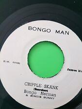 studio one / bongo man / freedom line / cripple skank/ bongo herman&bingie bunny