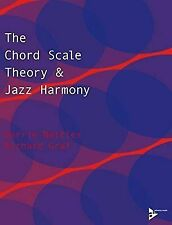 The Chord Scale Theory & Jazz Harmony [Advance Music]