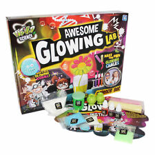 GRAFIX WEIRD SCIENCE AWESOME GLOWING HALLOWEEN EXPERIMENT SET KIT TOY 44-0088