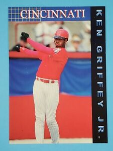 2000 Royal Rookies Ken Griffey Jr Cincinnati Reds #3 ⚾