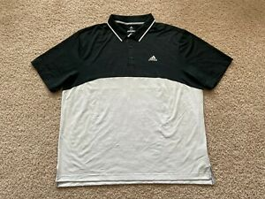 Adidas Golf performance polo shirt men 2XL