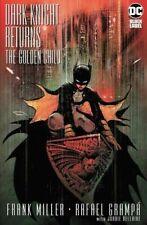 DARK KNIGHT RETURNS : THE GOLDEN CHILD - 1:25 JOELLE JONES VARIANT COVER BATMAN