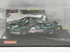 Carrera 27101 Evolution Slot Car Ferrari 512 BB LM EMKA LeMans 1980 No.78
