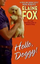 Hello, Doggy!, Elaine Fox, 0061175692, Book, Good