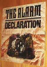 VINYL LP The Alarm - Declaration I.R.S. Records IRS SP70608