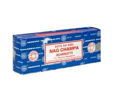 Satya Nagchampa Incense Sticks 100gm (Pack of 2)