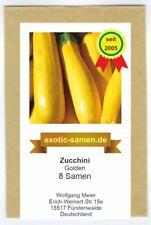Zucchini /'Sunburst/' F1 gelb Tellerförmig lange haltbar frühreifend Samen 40394