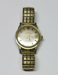 Runs Great! Vintage Omega Constellation Wristwatch w/ Automatic Chronograph