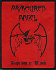 Armoured Angel Baptism Patch Destroyer 666 Mortal Sin Slaughter Lord Metal GOTH