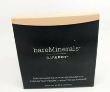 bareMinerals BAREPRO Natural 11 Performance Wear Powder Foundation Size 10g NIB