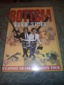 Bottom - Live 2003 - Weapons Grade Y-Fronts Tour (DVD, 2003)