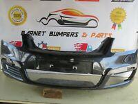 2005-2010 MK2 Vauxhall Zafira B FRONT BUMPER BLACK
