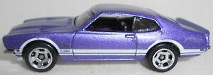 Hot Wheels 71 Maverick Grabber Purple Multi Pack Exclusive Loose 2021