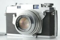 [MINT] KONICA III 35mm Rangefinder Film Camera W/ Hexanon F2 48mm From japan