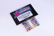 Atomic RC #AR-121 Kyosho Mini-Z Spring Spacer (40 Stk.) f. MR-02