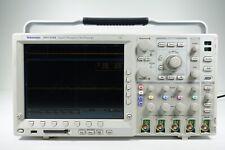 Tektronix Dpo4104 Digital Phosphor Oscilloscope 1 Ghz 4 Channels 5 Gss