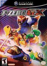 F ZERO GX GAMECUBE GAME PAL