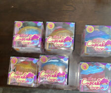 Mini Cupcake Surprise Transforming Princess Dolls Series 3 - Lot Of 6 New In Box