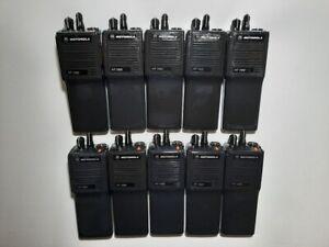 Motorola HT1000 UHF DN Radio 403-470MHz 4W 16CH w/Free Programming HAM GMRS XTS