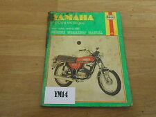 YAMAHA RS100 RS125 HAYNES MANUAL
