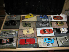James Bond Car Collection 30 x 007 Die cast models, all in Mint condition