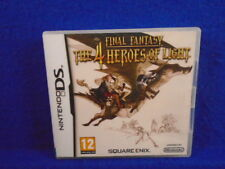 DS FINAL FANTASY The 4 Heroes of Light Lite Dsi 3DS PAL Region Free