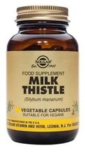 Solgar Milk Thistle (50 Vegetable Capsules) BBE 06/2021