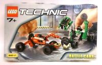 2001 Lego Technic Battle Cars #8241 New