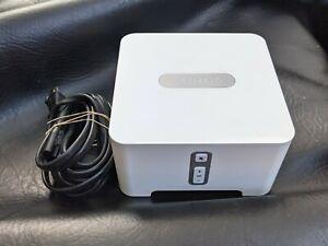 Sonos Connect Gen1 Music Streamer White Power Cord Working