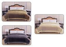 Couvertures moderne en polyester pour le lit