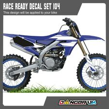 Yamaha YZF250-450 Graphics Decal set fits all years
