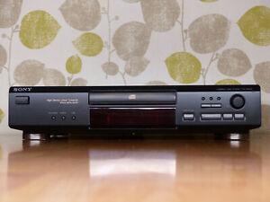 Sony CDP-XE 220 CD-Player (innen und aussen gereinigt)