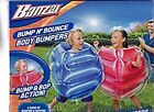 Banzai Bump N Bounce Inflatable Body Bumpers Zorb Knockerball 2 Bumpers Included