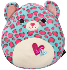 SQUISHMALLOW - 10 INCH - CHELSEA THE LEOPARD - SENSORY TOY -KELLYTOY -PREORDER